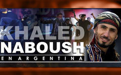 Khaled Naboush en Argentina
